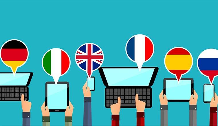 Le référencement organique multilingues