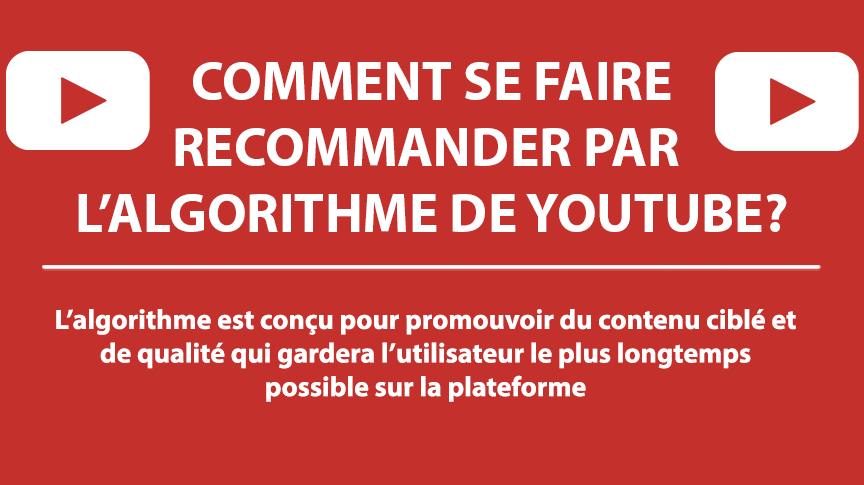 6 conseils pour mettre à profit l'algorithme de recommandation de YouTube