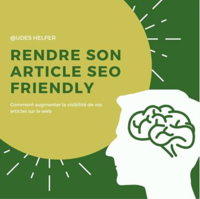 3 conseils pour vulgariser ton article scientifique et le rendre SEO friendly