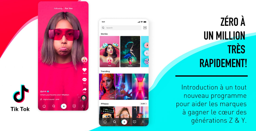 Opter pour le marketing d'influence sur TikTok