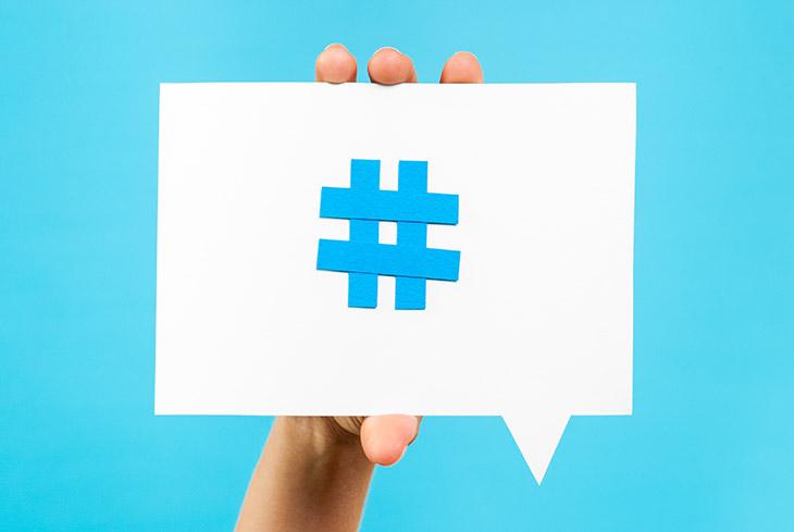 Les hashtags et Instagram : jamais l'un sans l'autre