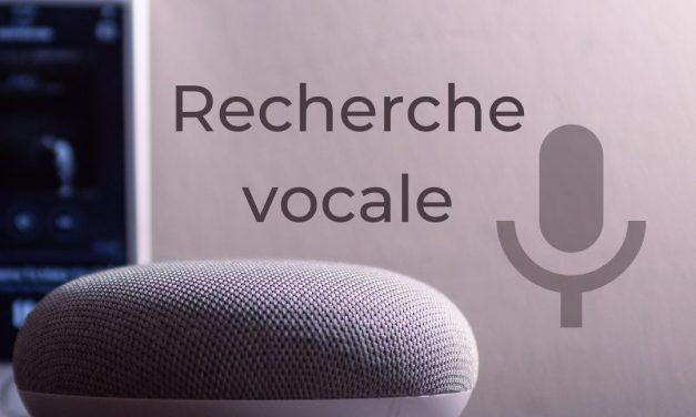Est-ce que la recherche vocale modifie le référencement naturel?