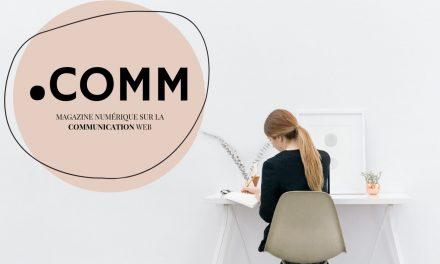 .comm | magazine numérique