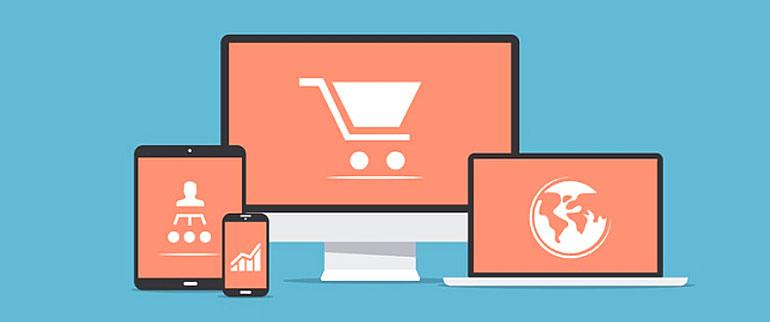 Illustrer les achats en ligne