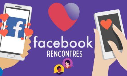 Facebook Rencontre : le nouveau Tinder?